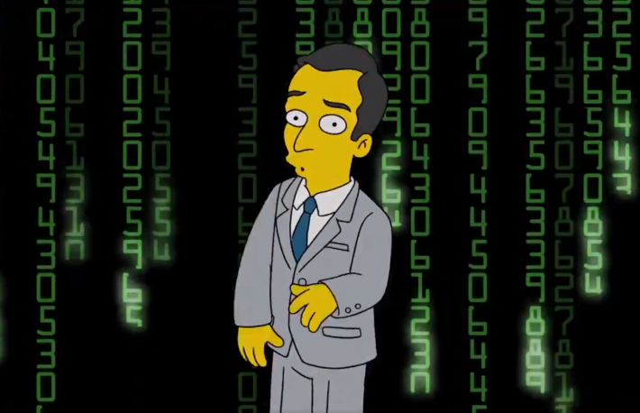 Não entendes as criptomoedas? Os Simpsons explicam.